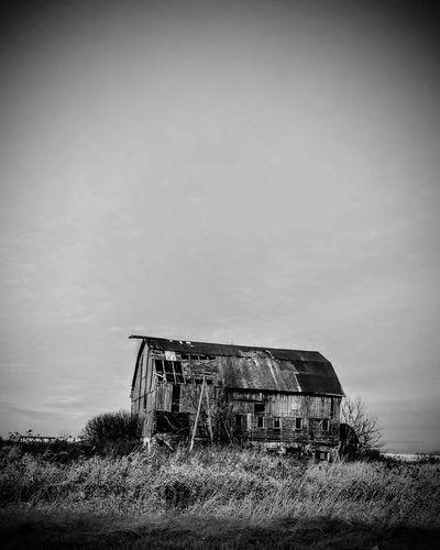 Old Barn First Eyeem Photo