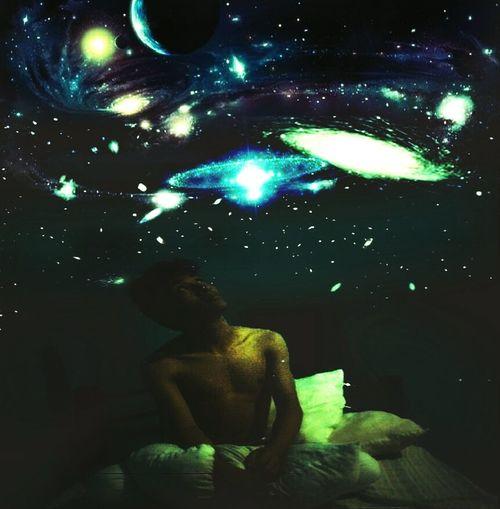 bellos sueños .. ¤ Unirverso Galaxy Hipster