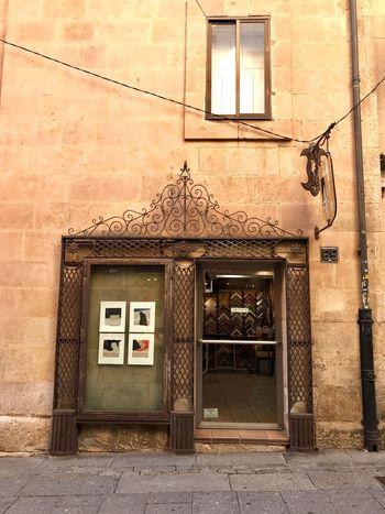 Sans Architecture Built Structure Building Exterior Building Window Entrance Door No People Wall City Closed