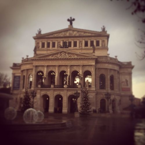 Alte Oper #igersffm #igersfrankfurt #alteoper #oper Cloudy Oldgerman Culture Oldopera Like Bestofthemonth Theatre Opéra Oper Photooftheday Best  City Oldstyle Light Instagood Love Instadaily Building Instalike Germany Alteoper Cloud Instabest Stage Igersffm Cinema Igersfrankfurt