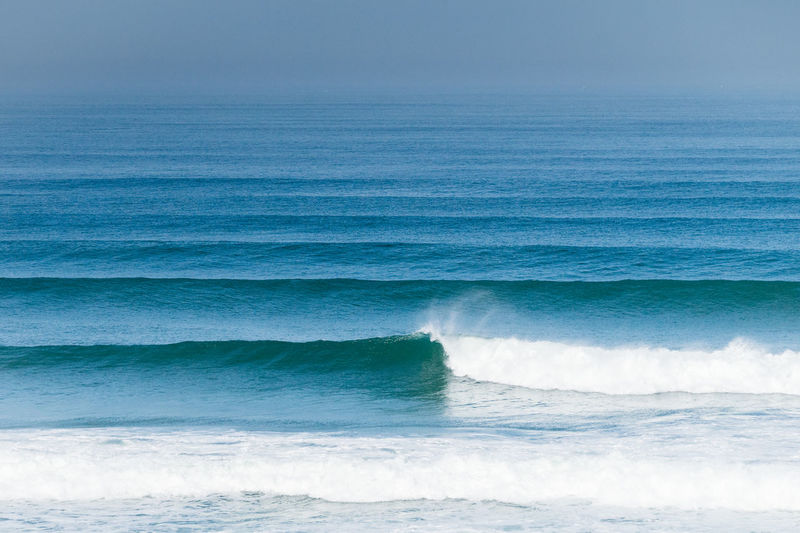 Lines Sea