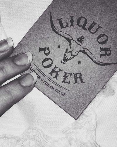 Le pantalon d'amour Liquor N Poker