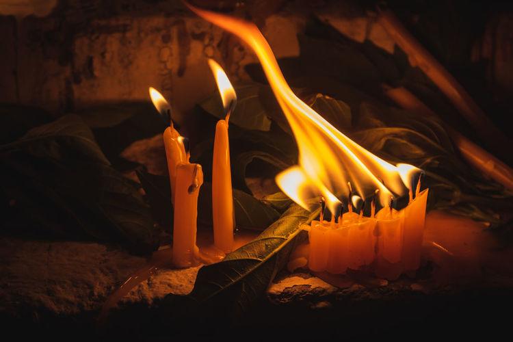 Burning Flame
