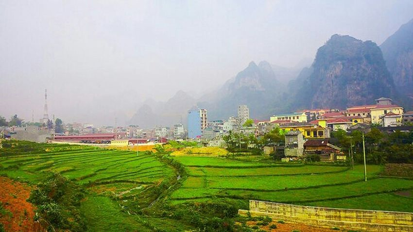 Vietnam On The Road Hello World Ancient City Hà Giang Nature_collection Tourist_spot Landscape Mountain View