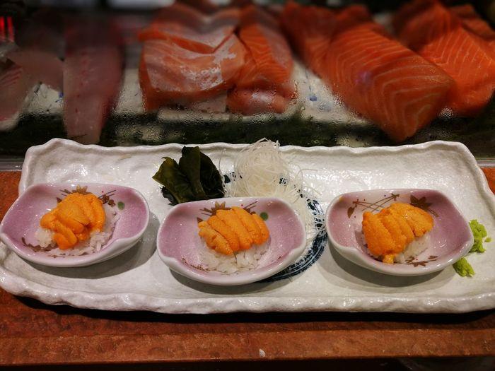 Close-up 壽司 居酒屋 Huaweiphotography Huawei P10 Plus Sashimi  Shushi🍘🍣 Shushi Japanese Food Huawei Photography Food