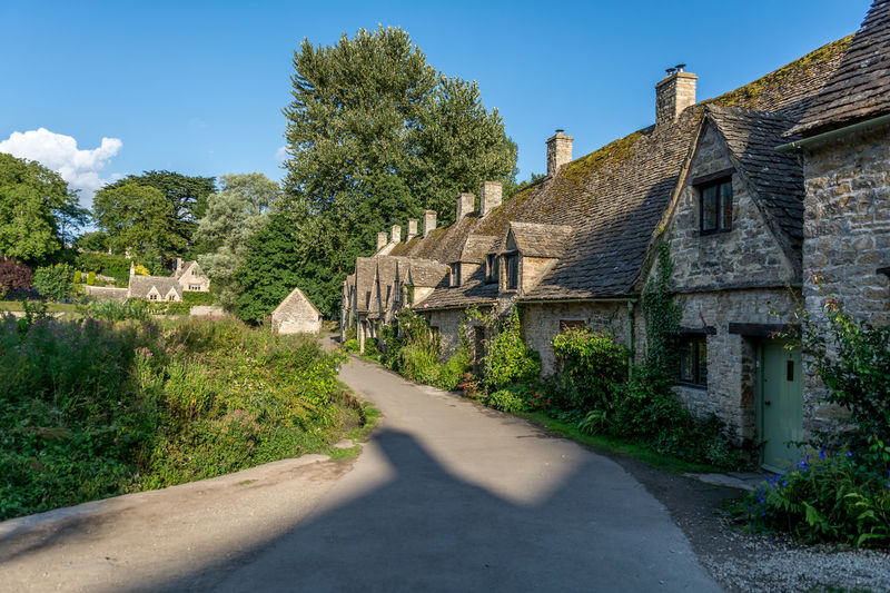 Arlington Row, Cotswolds Architecture Beauty In Nature Bibury Building Exterior Built Structure Day Nature No People Outdoors Sky Tree