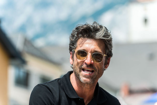Austria Close-up Ennstalclassic Focus On Foreground Happiness Headshot Mcdreamy One Person Patrickdempsey Portrait Smiling Styria Sunglasses