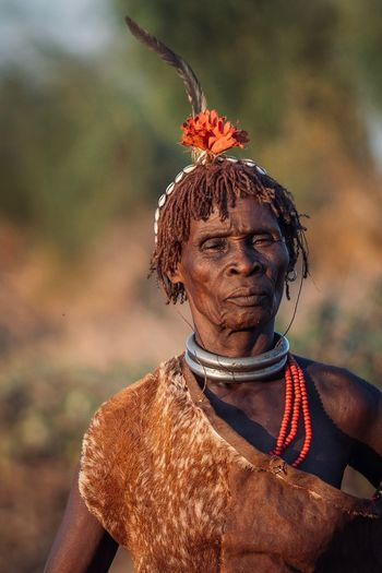 Omo Valley Tribe Ethiopian Photography 🇪🇹 Africa African Ethiopian Ethiopia Tribes Portraits Portrait Photography Portrait Of A Woman Tribal Hamerwoman One Person Focus On Foreground Day Portrait Clothing Outdoors Nature One Animal Headshot Lifestyles Sunlight Adult Real People Front View Close-up Hairstyle Teenager
