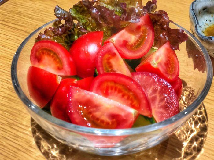 フルティカトマトサラダ