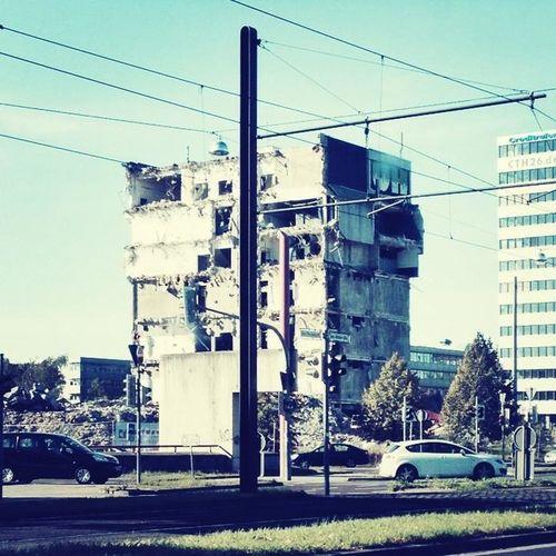 Abriss Abrissarbeiten Demolition