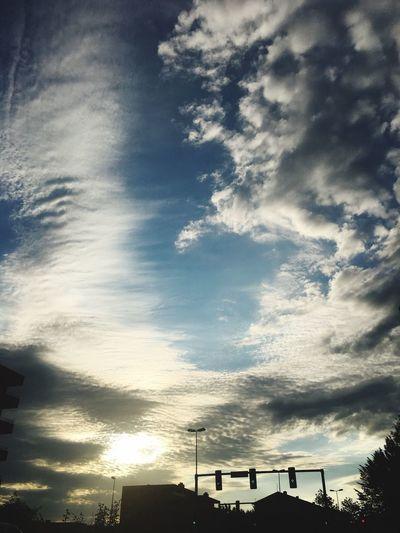 Morning Cloud - Sky Freshness Sky Beautiful Nature Cloudsplay