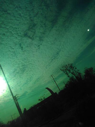 hometown Sky Nature