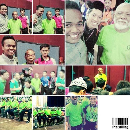 Mereka dulu pernah banyak berbakti kepada Malaysia, menghalau komunis dari menjajah Malaysia :') We love you VATS69 team ICGS2014 Apot Taiping