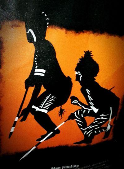 Street Art PublicArtwork Check This Out Australia Human Representation Aboriginal Art Indigenous Art ArtWork Artphotography Indigenous  Art Australia Traditional Art Arts Paintings Painting Tribal Art Men Hunting Aboriginal Taking Photos Aboriginals Hunting Aborigines Art Photography Australian Aborigine  Aboriginal Arts Indigenous Culture Aboriginalart Aboriginal Tradition