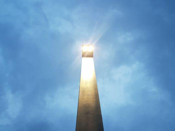 Lightpost.