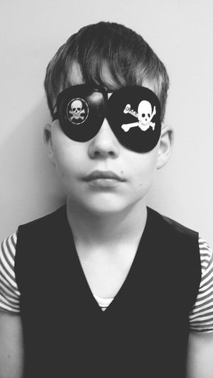 Melbourne Rocks Photography Blackandwhite Photography Portrait Pirate The Portraitist - 2016 EyeEm Awards Eyepatch Black And White Black & White Jacky Boy Pirate Jack The Portraitist - 2018 EyeEm Awards