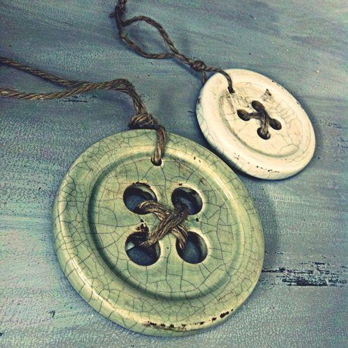 Buttons Ceramics Interior Design Photography