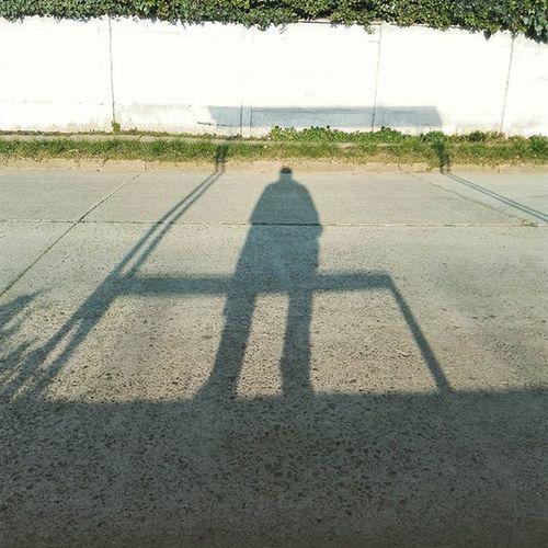 Esperando Sol Sombra Instachile Instatalca Landscape Aburrido Picoftheday Chilegram Talcagram Shadow Sun Silhouette Bored Waiting