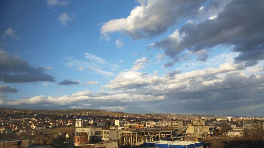 Bulding And Sky Forlorn Sky
