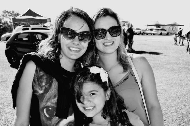 My Sister My Wife My Daughter Portrait Beauty Happy People Today's Hot Look Black & White Black And White Black And White Portrait