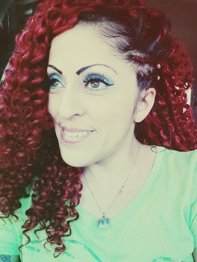 Red head!!