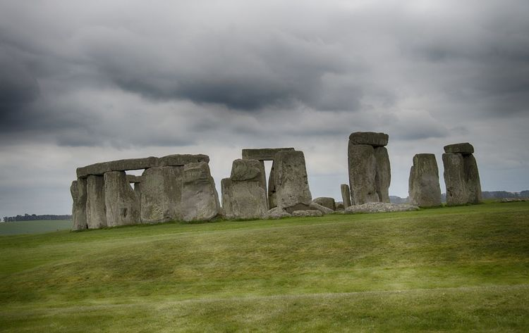 Stonehenge Memorial Ancient Day Grass History Holiday Landscape Nature No People Outdoors Sky Stonehenge Tourism