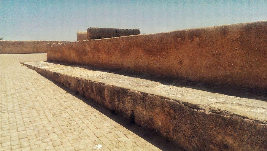 Taking Photos Hanging Out Hello World Lines Lines And Shapes Perspective Texture El Jadida Mazagao Mazagan Morocco Travel