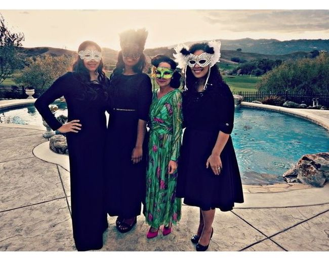 Masquerade 21st Birthday! Sanjosé Friends ❤