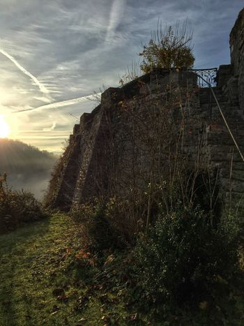 Castle Bavaria Altmühltal Germany