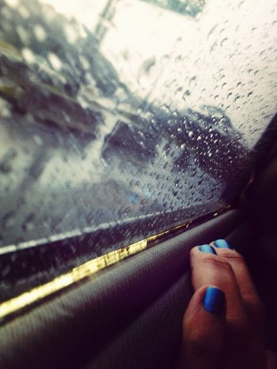 Pues la lluevia
