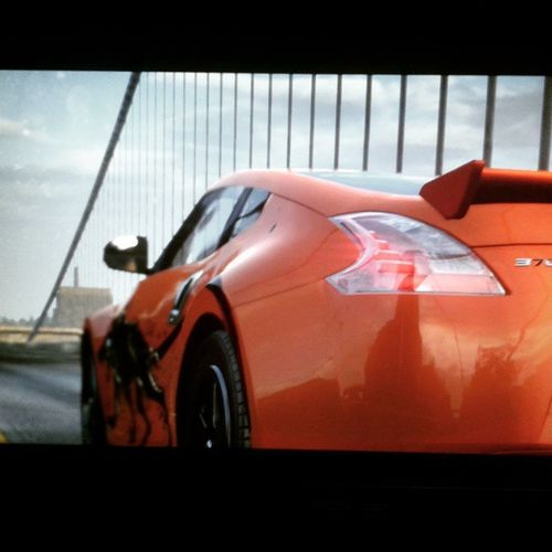 GAMESThe Crew Racing Rpg Awesome Graphics Nissan 370 Z Bye ★JONATHAN ★