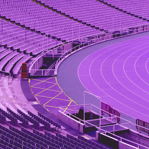 Minimal stadium