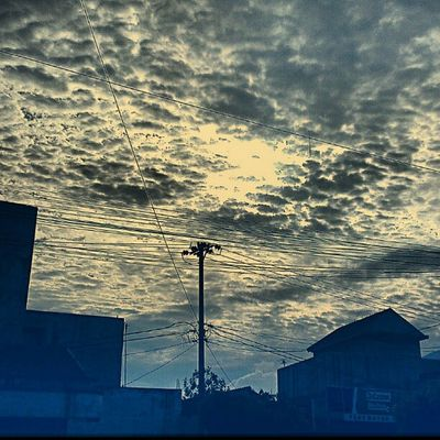 Another same angle Streetphotography Instadaily Androgram Sky cloud sunshine electricalsky