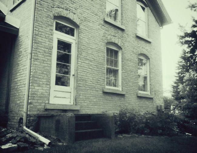 Old Farmhouse Historical Building