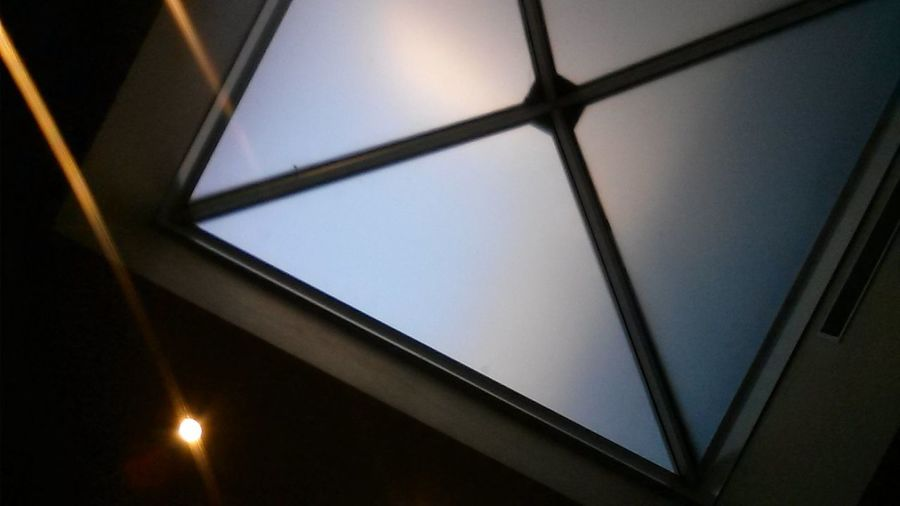 Light And Shadow The Purist (no Edit, No Filter) Minimalism Ceiling