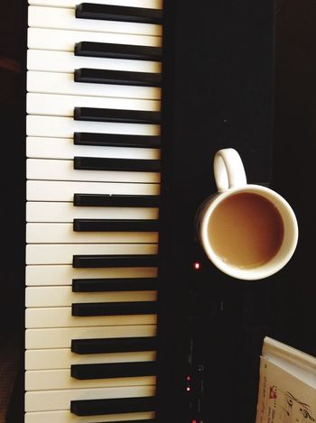 Music Piano Tea Love Live Life Enjoying Life Virtuoso