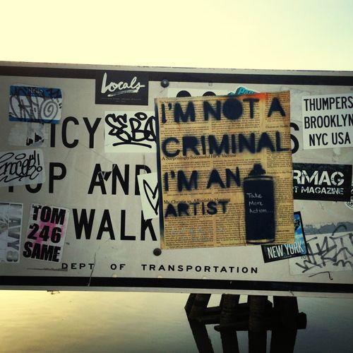 Brooklyn Street Art Urban Art Walking Around