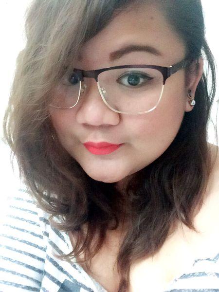 Nerdy me FrustratedModel PlusSizeModel MixedChick Mixed Beauty Model? Asianwoman Appreciating Filipina Beauty