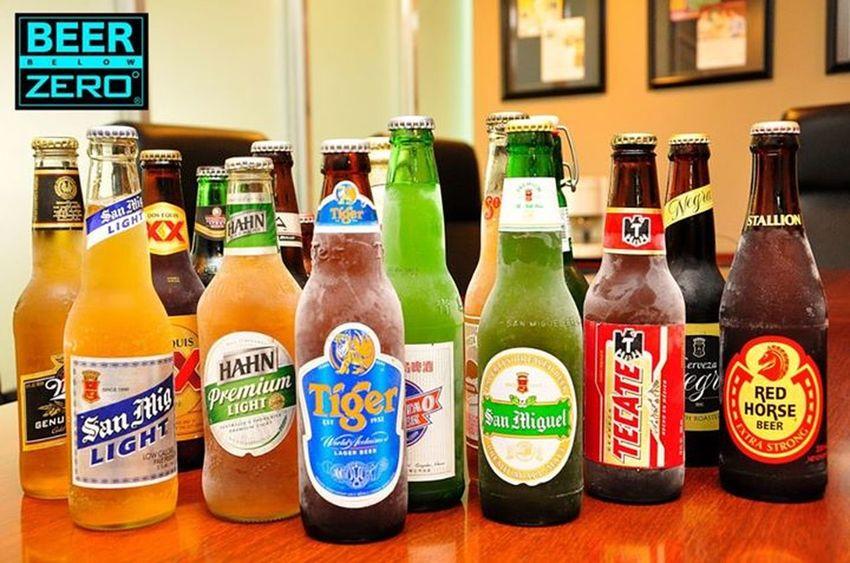 Beer Below Zero. Doncorpus @doncorpus Beer