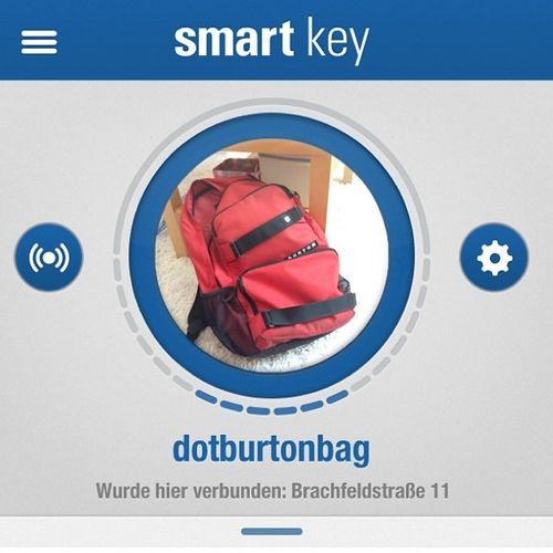 nice. mag ich jetzt schon 😊 Elgato Smartkey Metrottel Lostbag Kannich Gadget @dietechbros