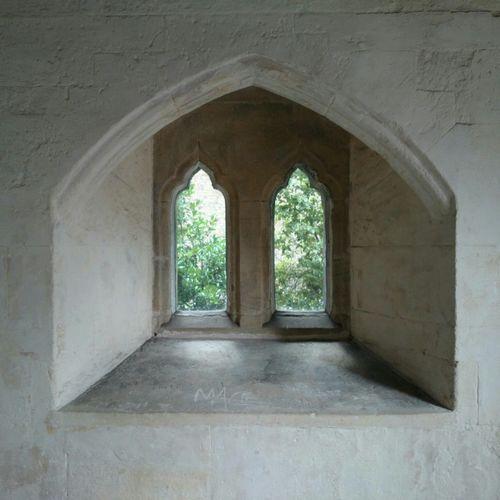 Praising The Lord Window