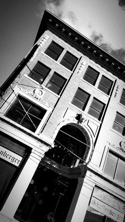 Hanging Out Taking Photos Hello World Connellsville Hanging Out Bnwphotography Bnw