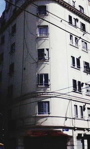 Frente de edificios Built Structure