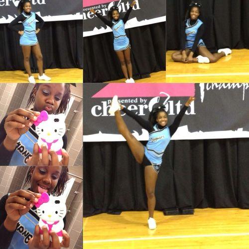 Because Im A Cheerleader ❤