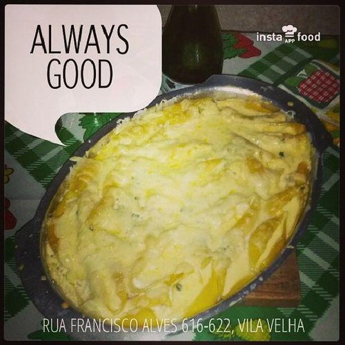 Prato especial feito pelo Chef Vinicius Santos. Aprovado Repeti Naosobrounada