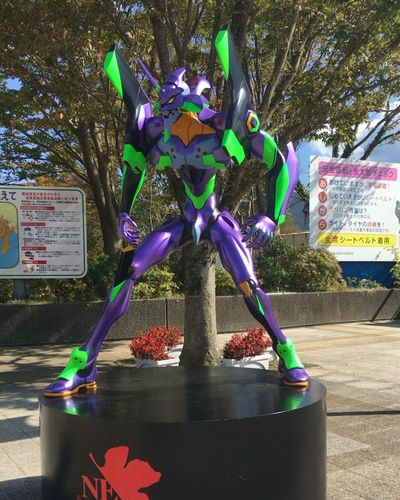 Evangelion first unit Evangelion Evangelion First Unit Anime Japanese Anime