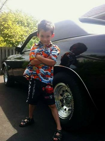 Ford Mustang Dadscar MySON♥ Oldcar