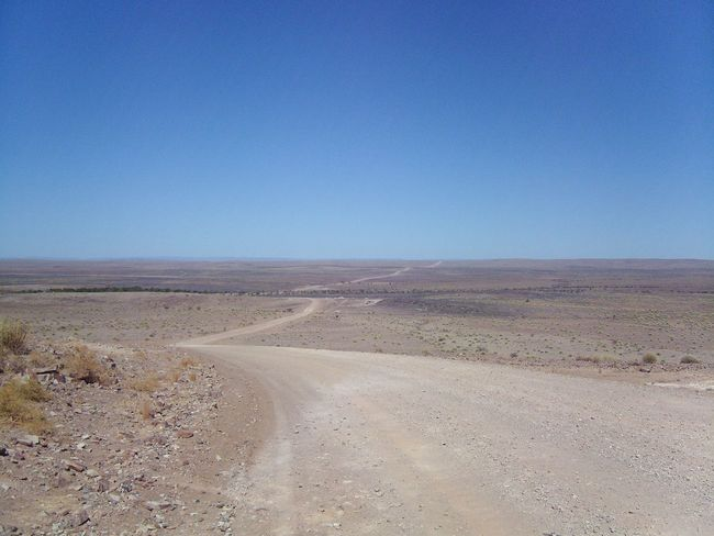 From My Point Of View Eyem Best Shots Nature Africa Namibia Far Far Away Street Sky Popular Photos Holiday