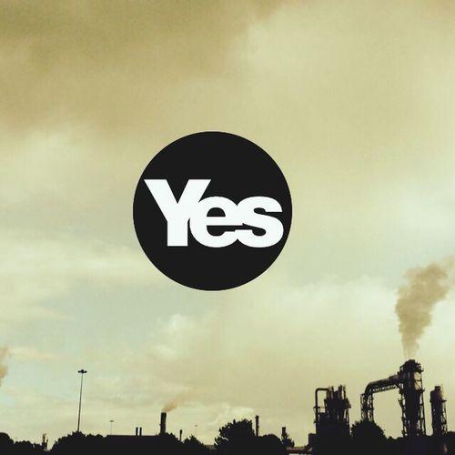 IndyRef Yes Scotland Yes !