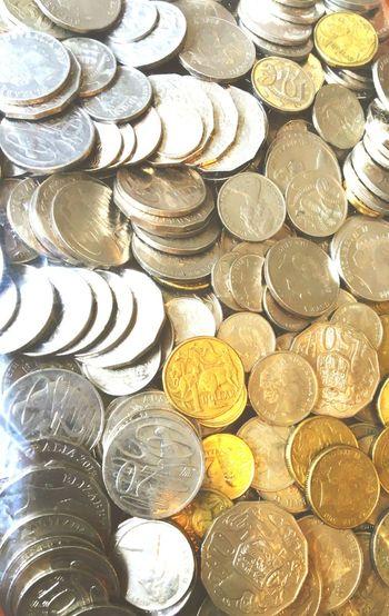 many coins Australia coin